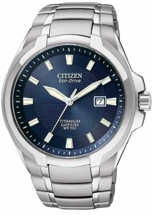 Citizen Gents Titanium BM717053L Watch