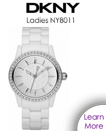 DKNY Ladies NY8011 Watch