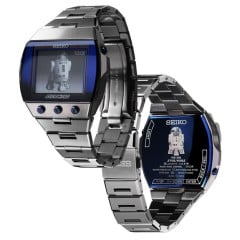 Limited Edition Seiko Star Wars Watches