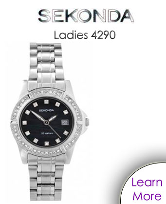 sekonda ladies 4290 watch