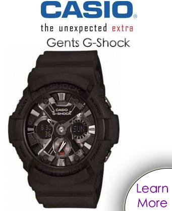 Casio Gents G-Shock Watch