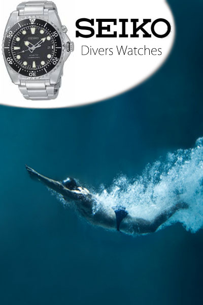 seiko divers watches