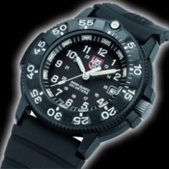 Luminox Watches Infographic