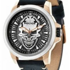 Terminator Genisys Team Up With Police Watches