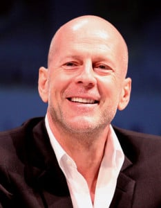 Bruce Willis was the first world famous celebrity Police ambassador.