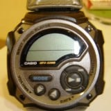 Casio Show Off Their Early Smartwatches