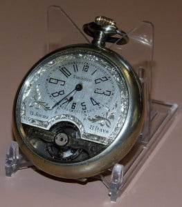 Vintage Swiss Made Pocket Watch