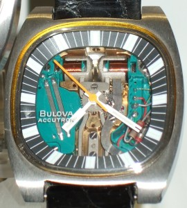 The Bulova Accutron