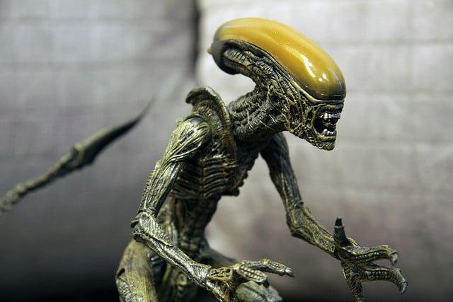 Aliens Watch