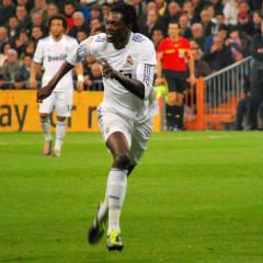 Check Out Ex-Premiership Striker Emmanuel Adebayor's Watch Collection