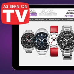 First Class Watches launches debut TV campaign