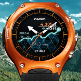 Casio's First Android Wear Smartwatch Unveiled!