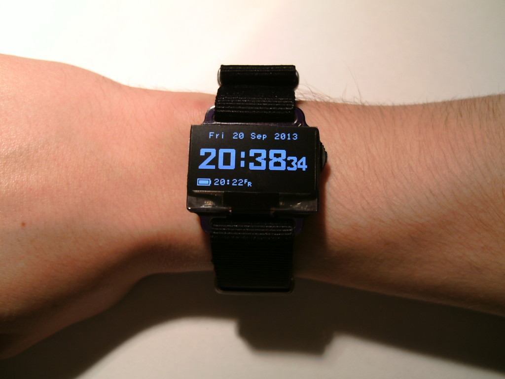 Купить часы oled