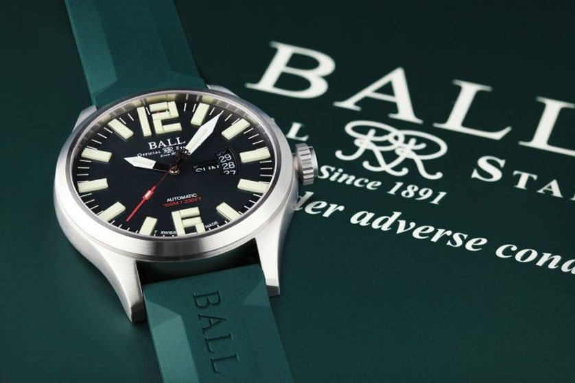 Ball watch company american railroad first class watches blog for Ball watches
