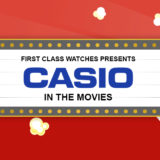 Casio Watches In The Movies