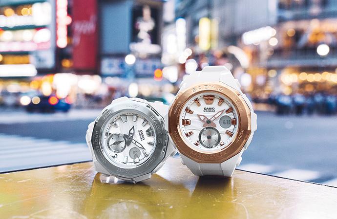 Casio Watches beach-glamping