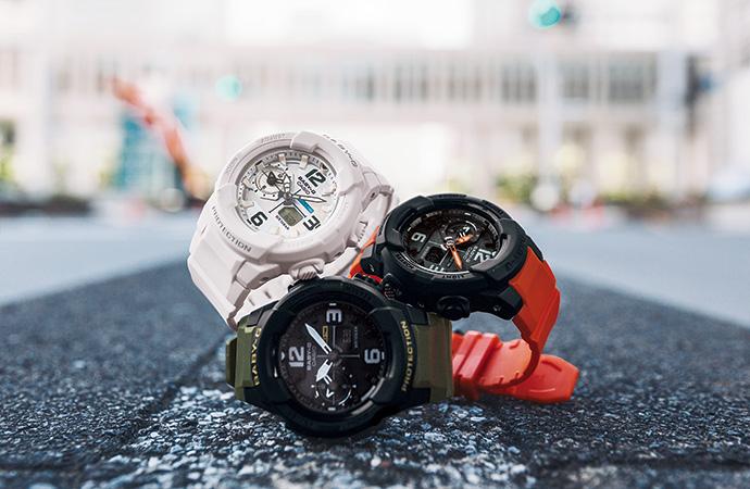 Casio Watches bga-230