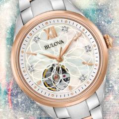 A Sparkling Start, Bulova Diamonds Collection