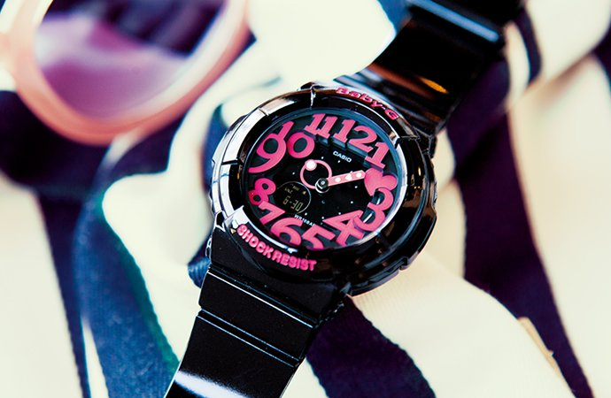 Casio Watches neonilluminator