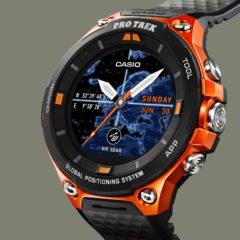 Casio Pro Trek Smart Outdoor Watch