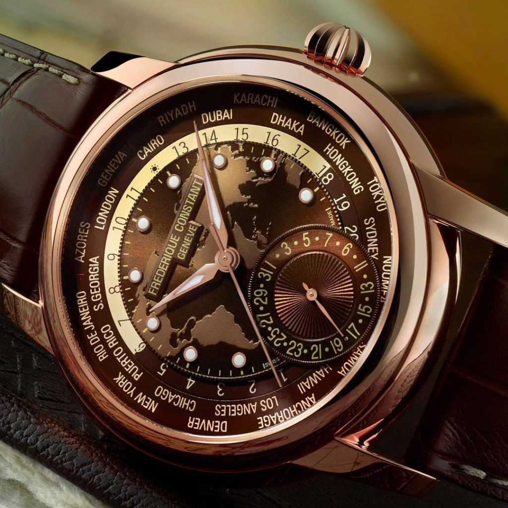 watches fc s worldtimer automatic men watch constant frederique