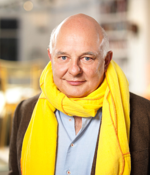 Rolf Sachs portrait
