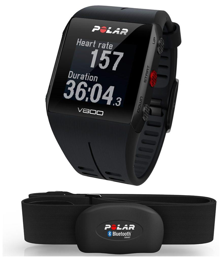 polar watches v800