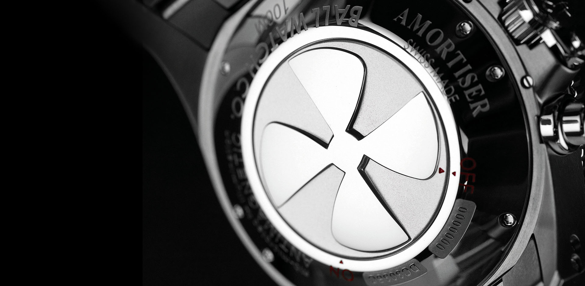 Ball Watches Amortiser gallery 2