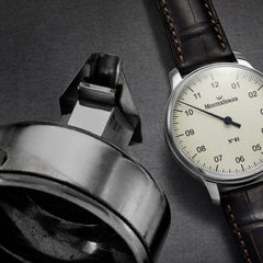 MeisterSinger Single Hand Watches