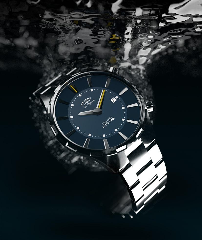 Rotary announces new Ultra Slim Ocean Timer - First Class ...
