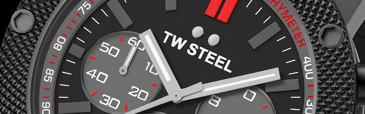TW Steel Special Edition MICK DOOHAN