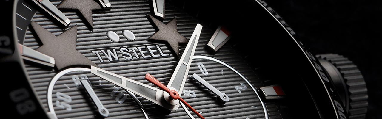 TW Steel Special Edition MITCHELL NIEMEYER