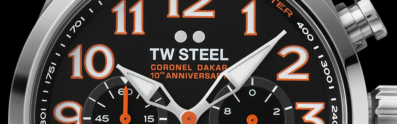 TW Steel Special Edition dakar