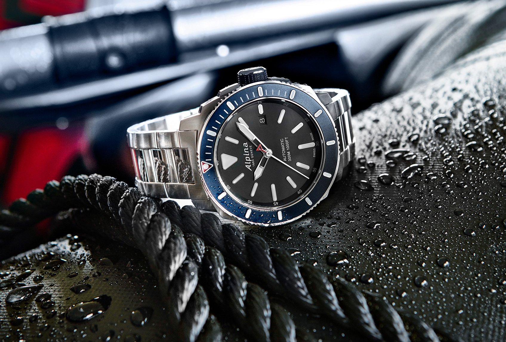 Alpina Watches Novelty Seastrong Diver First Class Watches Blog - Alpina watches