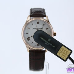 Frederique Constant Analytics Clip