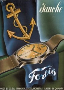 Fortis Anchor Poster