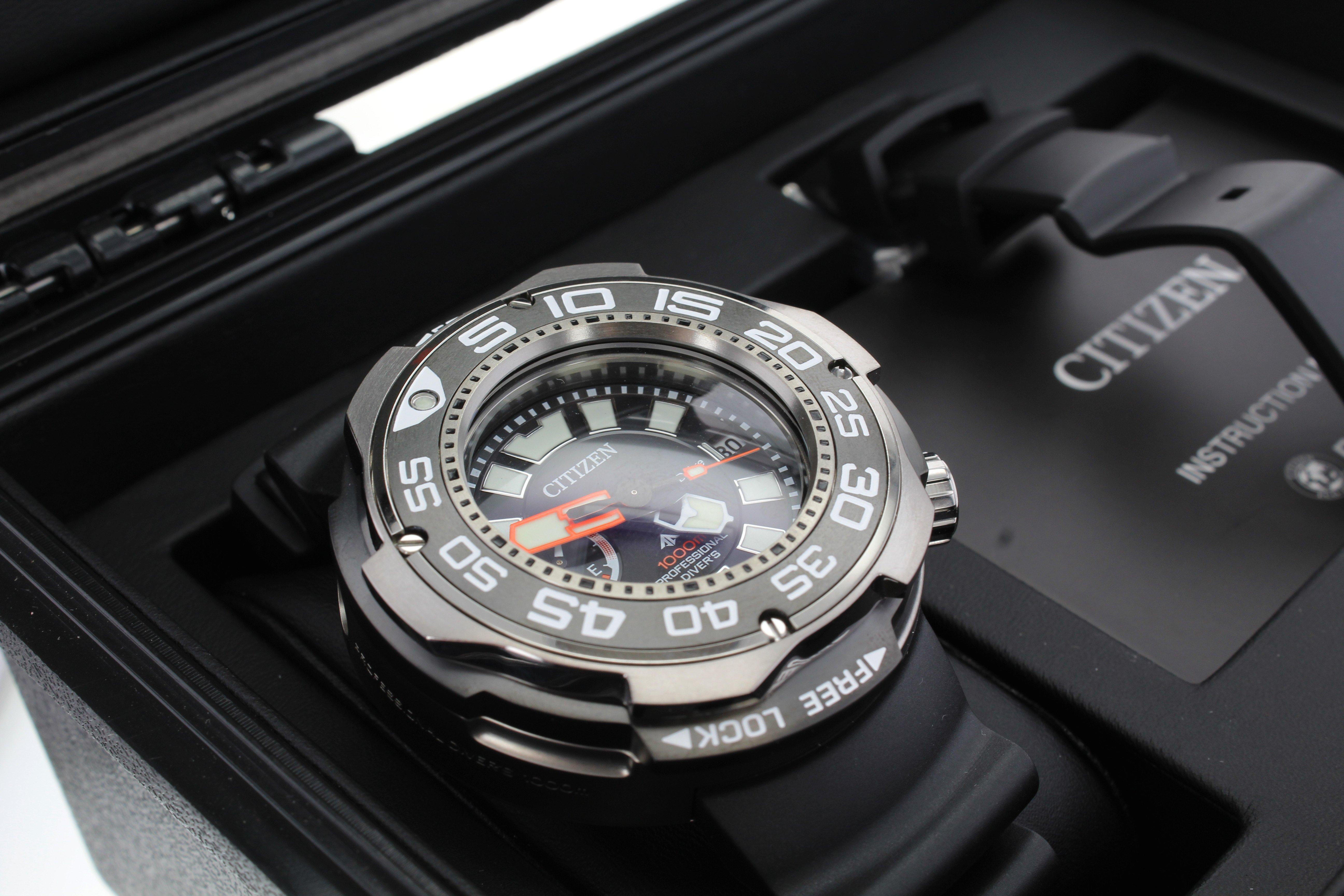 Citizen Promaster Divers 1000m watch - First Class Watches Blog fa35a516a6