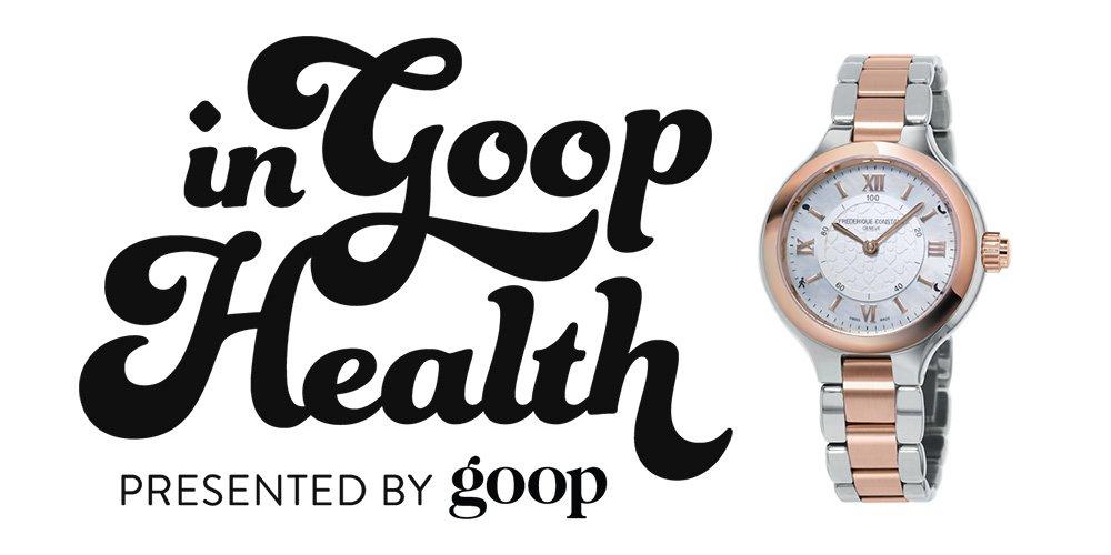 Goop in health frederique constant
