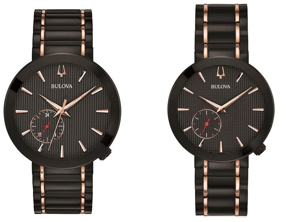 Bulova Special Edition Latin GRAMMY timepieces.