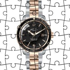 Rotary Watches Jigsaw Challenge