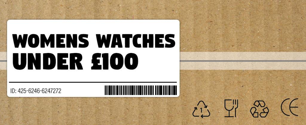 womens watches under £100 h
