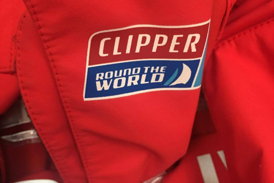team liverpool 2018 clipper round the world race banner