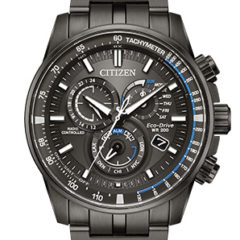 A Review & Analysis Of The New Citizen Radio Controlled Watch