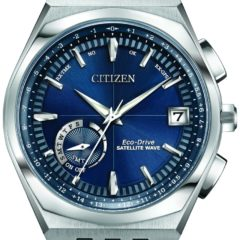 A Review & Analysis Of The New Citizen GPS Watch