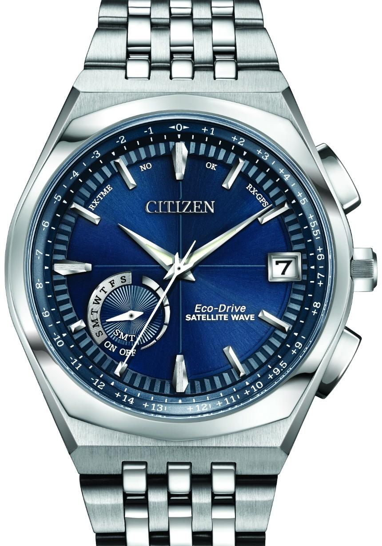 Citizen GPS Watch