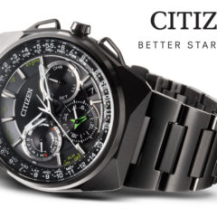 An interview with Citizen Watches