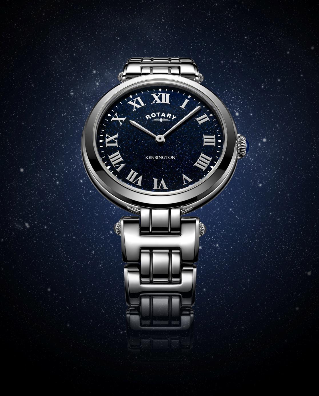 rotary kensington watch