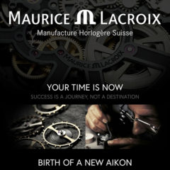 Maurice Lacroix Info Graphic
