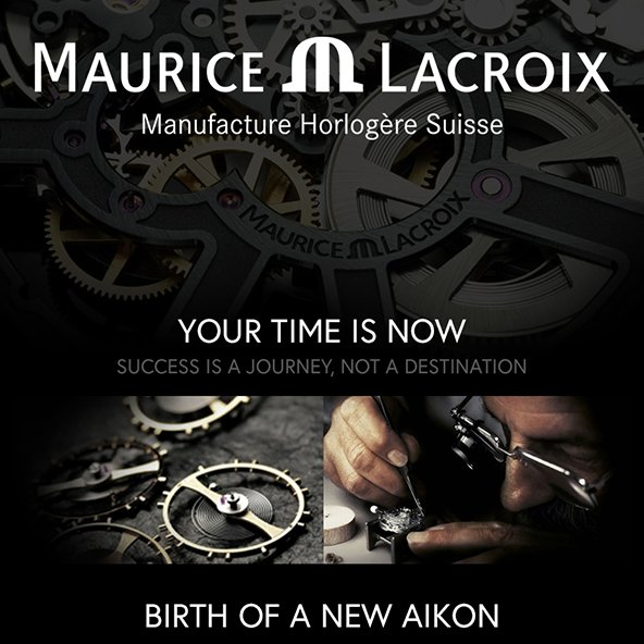 maurice lacroix's collection