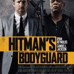 Henry London spotted in The Hitman's Bodyguard